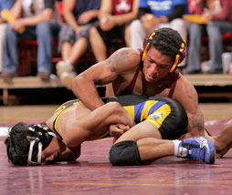 Local civic leaders save ASU wrestling